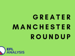 Greater Manchester Roundup