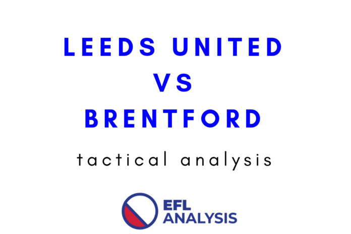 Brentford Leeds Championship Tactical Analysis Analysis