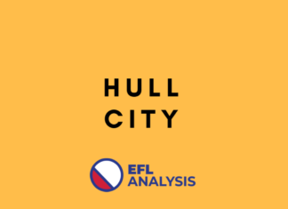 Hull City Swansea City Championship EFL Tactical Analysis