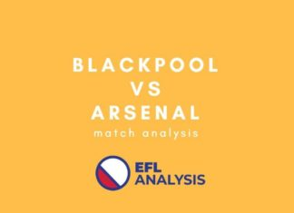 Blackpool vs Arsenal FA Cup Tactical Analysis Statistics