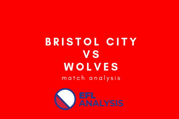 FA Cup 2018/19 Bristol City Wolves Tactical Analysis Statistics