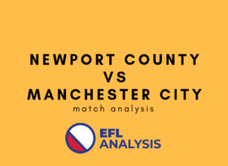 Newport County Manchester City FA Cup Tactical Analysis