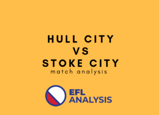 Hull City Stoke City EFL Championship Tactical Analysis