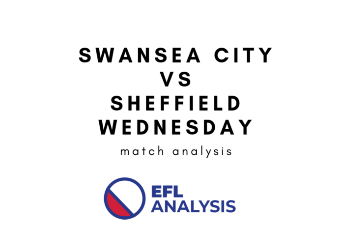 Swansea City Sheffield Wednesday EFL Championship Tactical Analysis Statistics