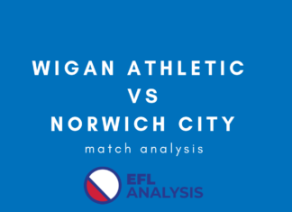 Wigan Athletic Norwich City Tactical Analysis