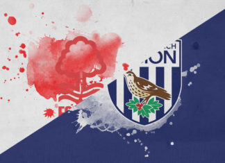 EFL Championship 2019/2020: Nottingham Forest vs West Bromwich Albion – tactical analysis