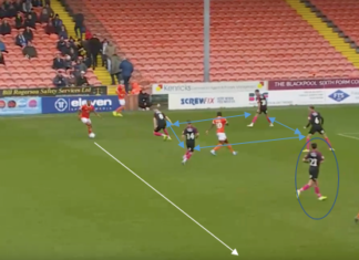 EFL League One 2019/20: Blackpool vs Peterborough United - tactical analysis tactics