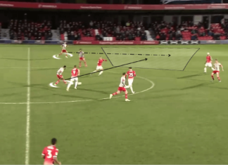 EFL League Two 2019/20: Salford City vs Swindon Town - Tactical Analysis