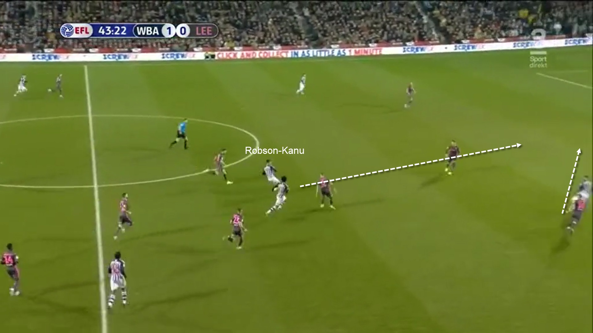 Hal Robson-Kanu 2019/20 - scout report