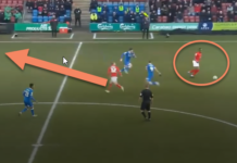 Crewe 2019/20 Scout report-using width in attack tactical analysis tactics