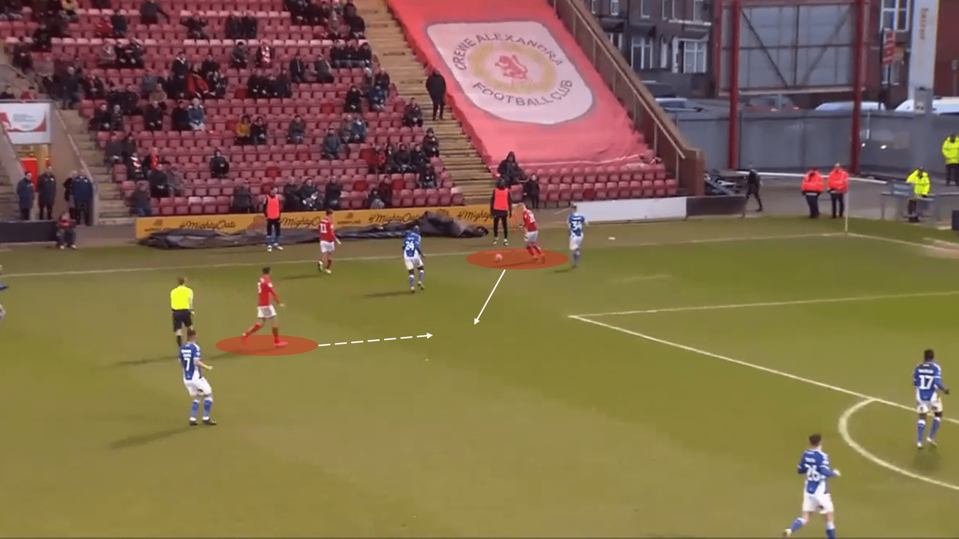 Harry Pickering 2019/20 – Scout Report - tactical analysis tactics
