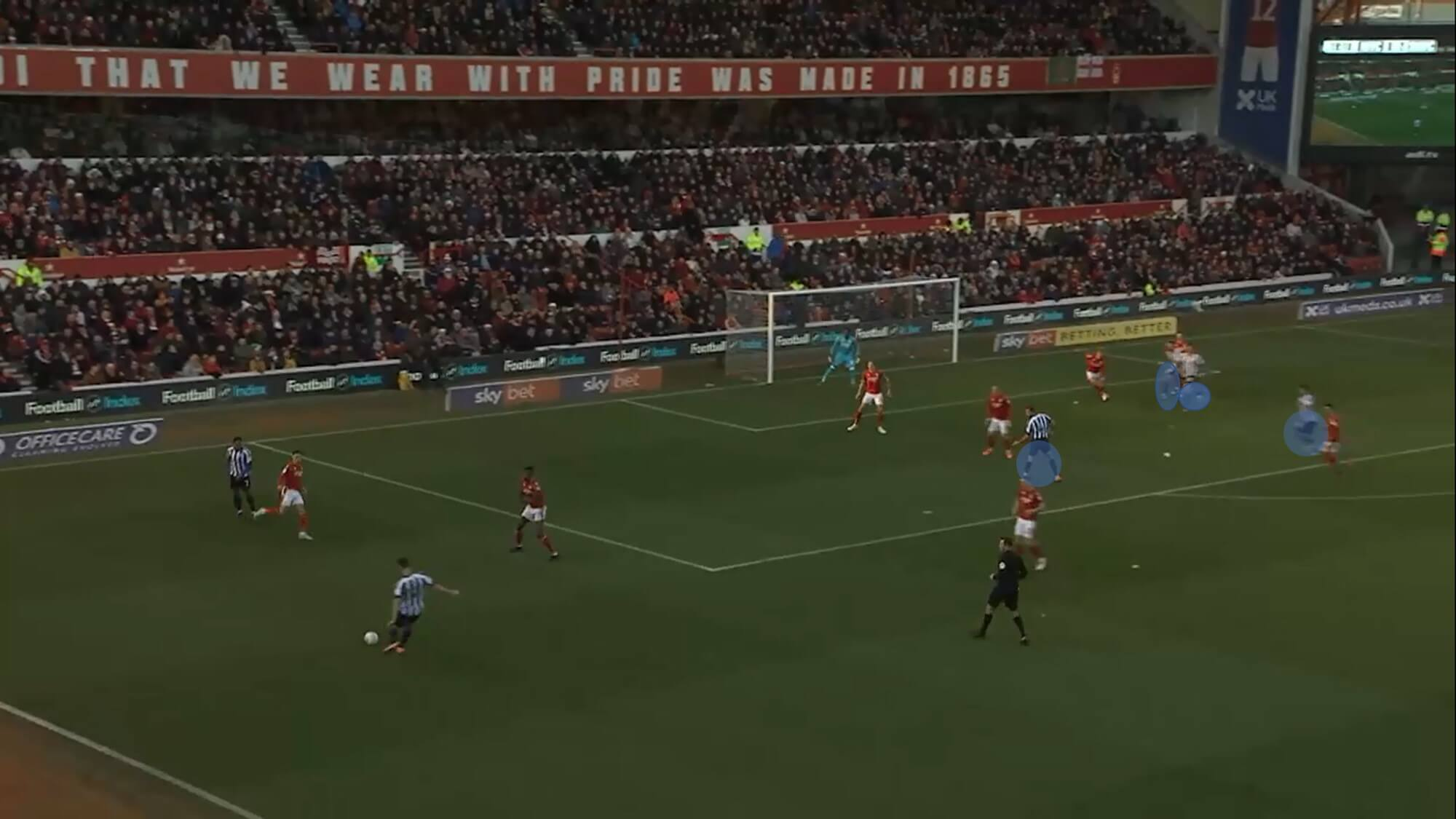 EFL Championship 2019/20: Nottingham Forest vs Sheffield Wednesday - tactical analysis tactics