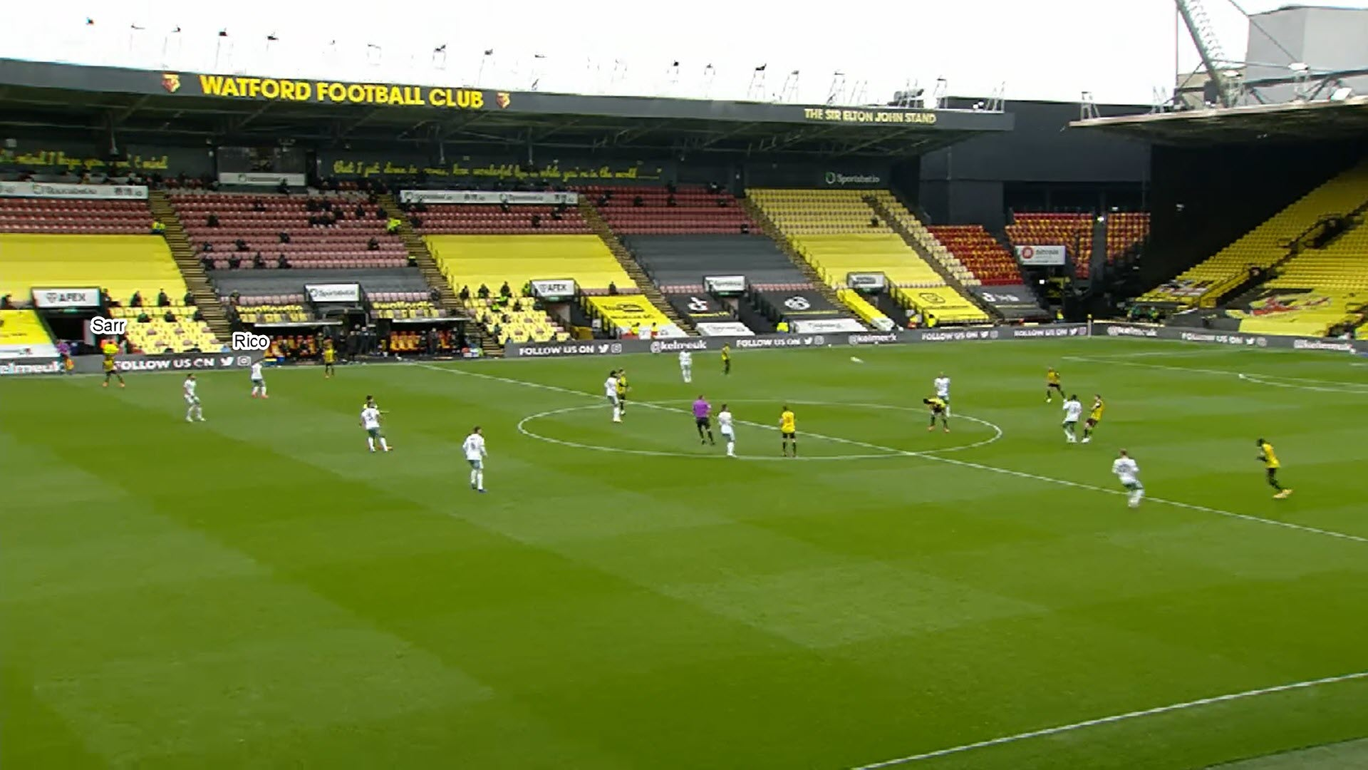 EFL Championship 2020/21: Watford vs Bournemouth - tactical analysis tactics